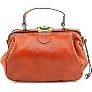 Patricia Nash Crossbody Purse Bag Leather